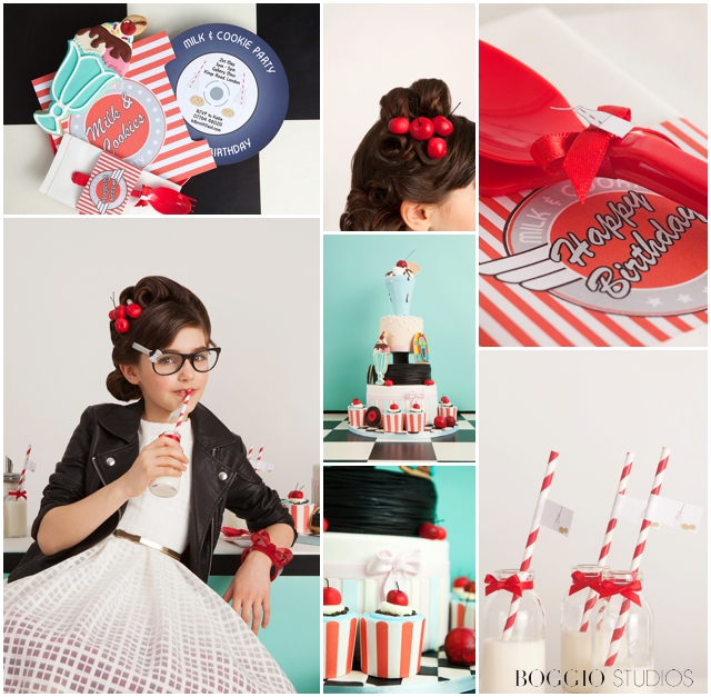 Les Enfants and Cakes by Robin details