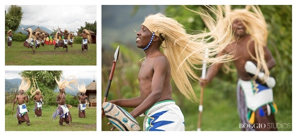 visiting Rwanda with children - Cultural village