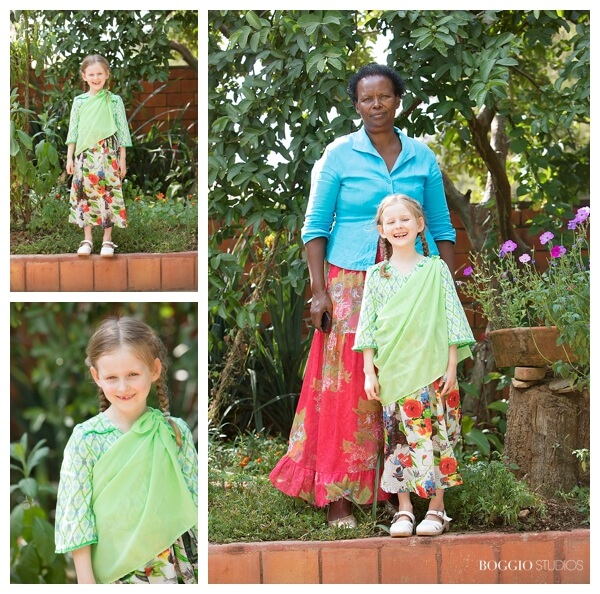 visiting Rwanda with children - traditional dress