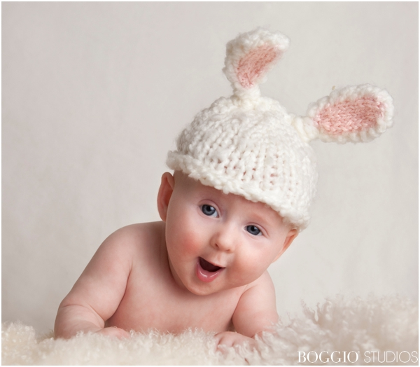 The best ages to photograph your baby