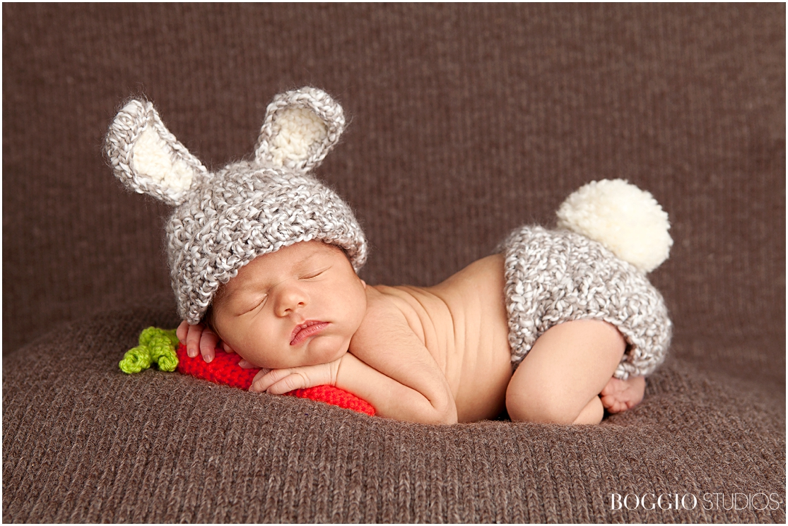 Newborn bunny outfit London