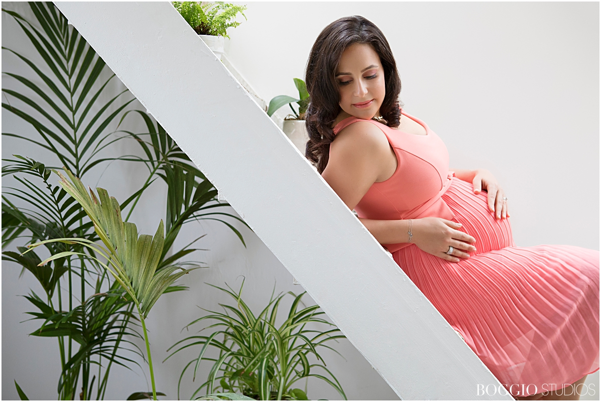 Maternity photoshoot London