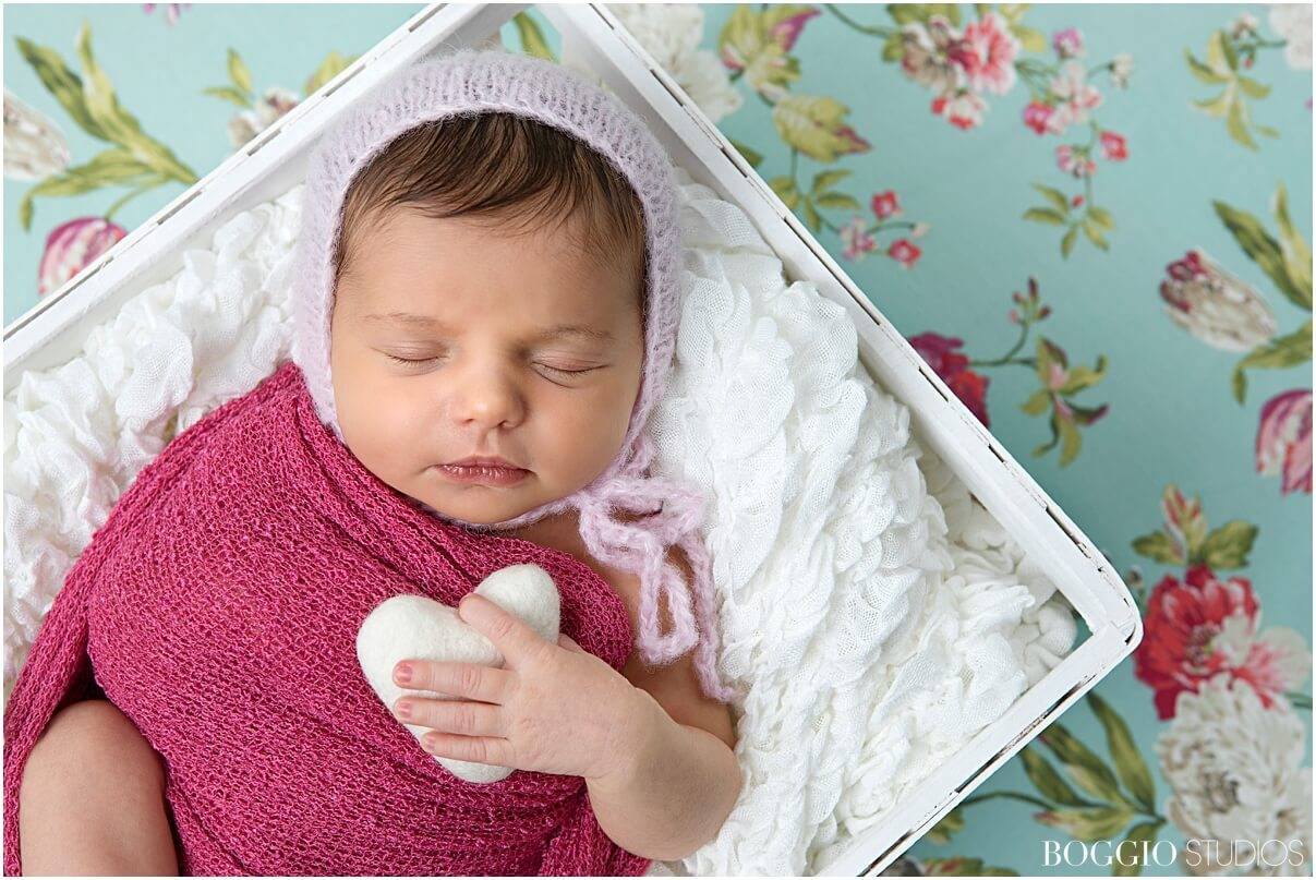 When do I book my newborn photoshoot?
