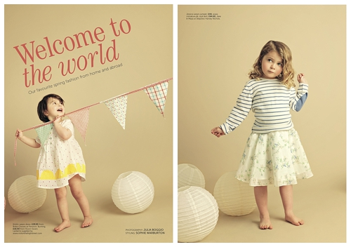 Children S Fashion Photography London Baby Me Magazine