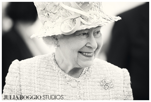 The Queen comes to Merton as part of her Diamond Jubilee by Julia Boggio