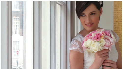 Bride at RSA for Wedding Sanctuary, using Beauty Face mode on Samsung Galaxy Camera