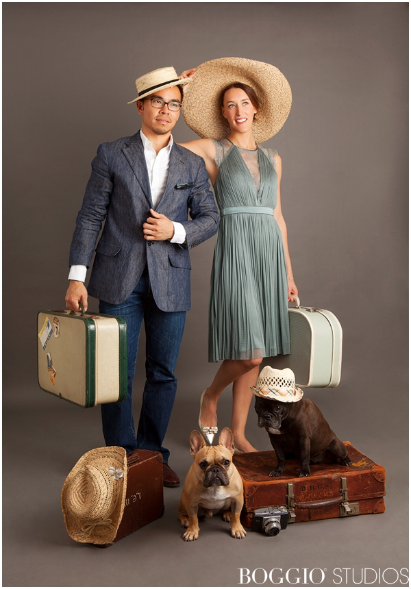 Luxury family and pet photography London SW3