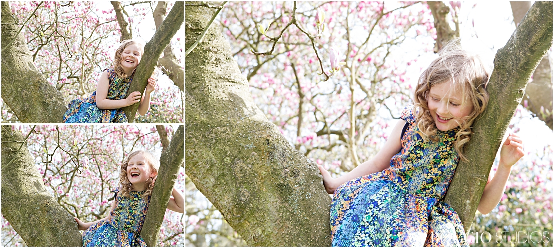family photography Kew with Julia Boggio