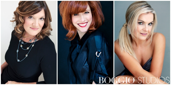 female headshots in London with Boggio Studios