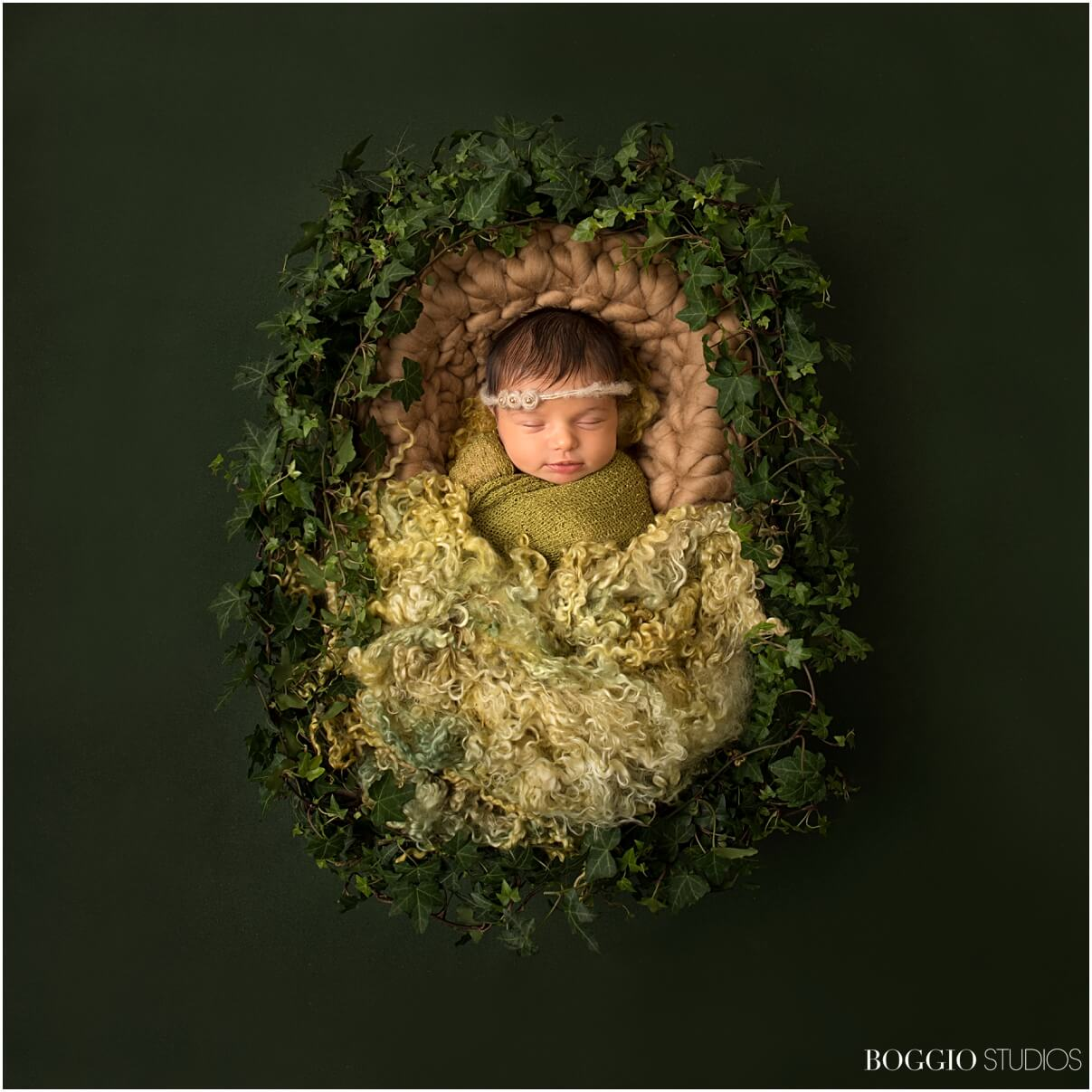 Creative Newborn photography London