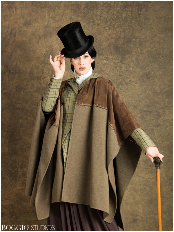 Great Scot tweed appearal