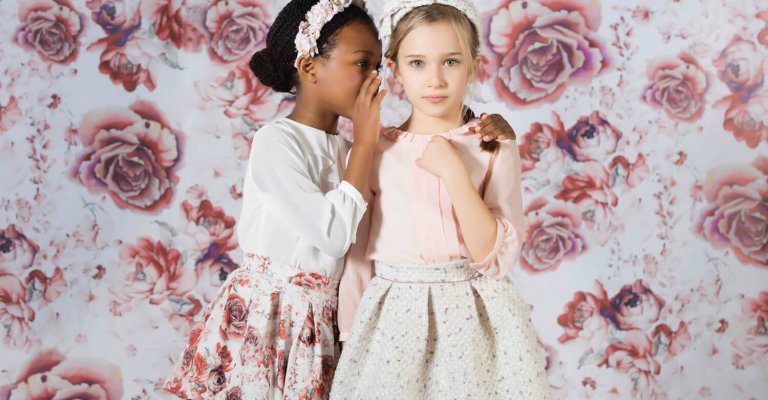 online shop for designer children's clothing