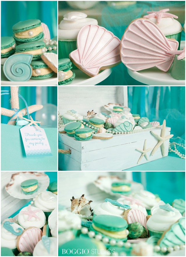 Cake ideas for a mermaid birthday party